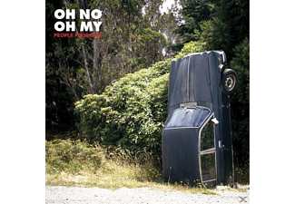 Oh No Oh My - People Problems - (CD)