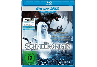 Die Schneekönigin Real 3D: Snow Queen - (3D Blu-ray)