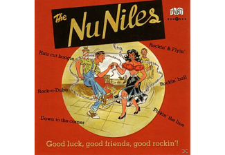 The Nu Niles - Good Luck,Good Friends,Good Rockin'! - (CD)