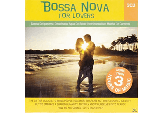 VARIOUS - Bossa Nova For Lovers - (CD)