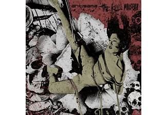 Antigama, The Kill, Noisear - 3-Way Split - (CD)