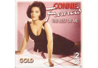 Connie Francis - The Best Of Me - (CD)