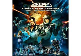 SDP - Zurück in die Zukunst (Ltd. Space Crew Edt.) - (CD + DVD)