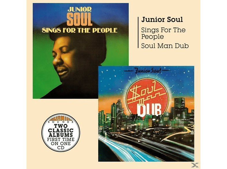 Junior Soul - Madness+Boat To Zion [CD]