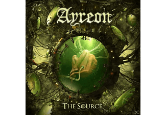 Ayreon - The Source (Earbook) - (CD + DVD Video)