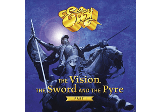 Eloy - The Vision,The Sword And The Pyre (Part 1) - (CD)