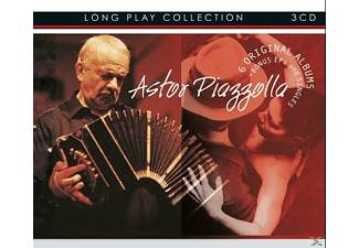 Astor Piazzolla - Long Play Collection - (CD)