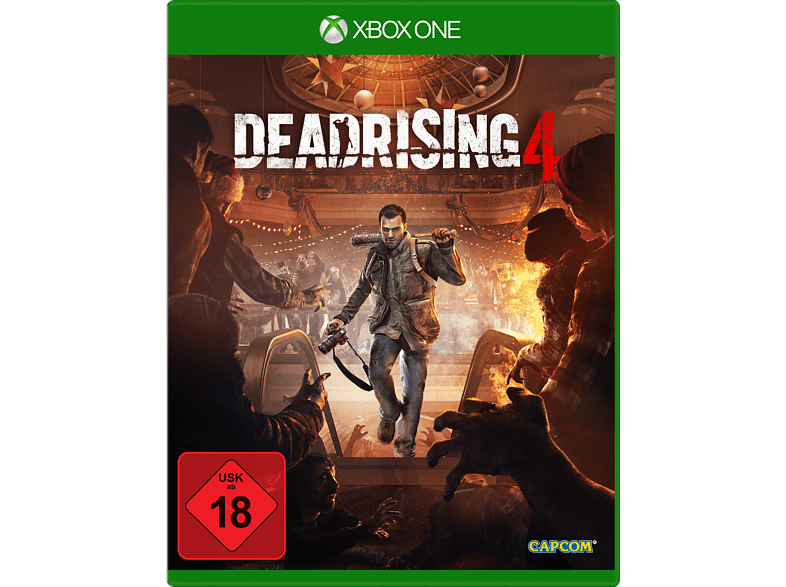 Dead Rising 4 (Standard Edition) [Xbox One]