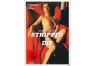 Stripped to Die - Opfer der Sinne - (DVD)