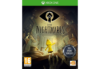 Little Nightmares UK Xbox One