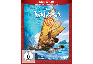 Vaiana (Special Edition) [3D Blu-ray (+2D)]