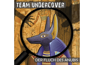 GOOD TO GO GMBH Team Undercover-Der Fluch Des Anubis