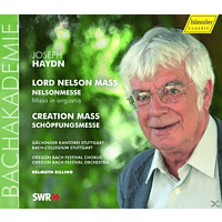 VARIOUS - Nelson-Messe/Schöpfungsmesse [CD]