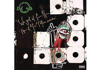 A Tribe Called Quest - We Got It from Here... Thank You 4 Your Service (Vinyl LP (nagylemez))