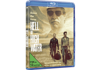Hell Or High Water - (Blu-ray)