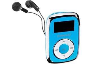INTENSO Music Mover Mp3-Player (8 GB, Blau)