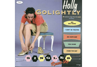 Holly Golightly - Singles Round-Up - (Vinyl)