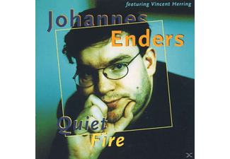 Johannes Enders - QUIET FIRE - (CD)