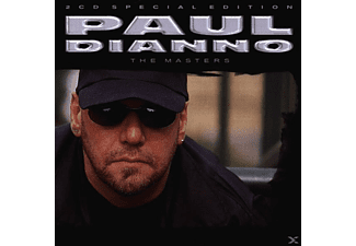 Paul Dianno - The Masters - (CD)