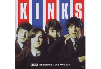 The Kinks - Bbc Sessions: 1964-1977 - (CD)