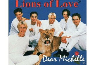 Lions Of Love - Dear Michelle [Maxi Single CD]