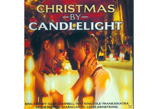 VARIOUS - Christmas By Candlelight - (CD)