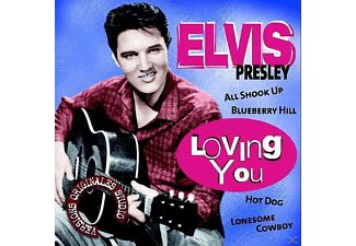 Elvis Presley - LOVING YOU - (CD)