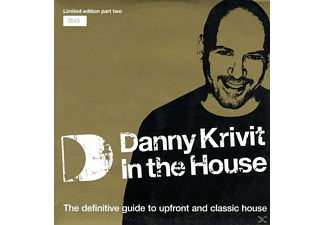 VARIOUS, Danny Krivit - In The House (Part 2) - (Vinyl)