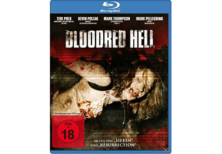 Bloodred Hell - (Blu-ray)