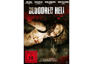 Bloodred Hell - (DVD)