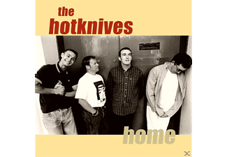 The Hotknives - Home - (CD)
