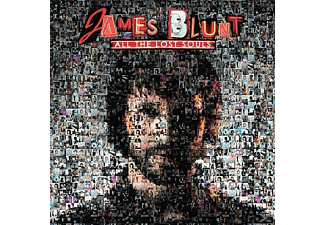 James Blunt - All The Lost Souls (+DVD) - (CD + DVD Video)