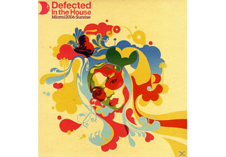 VARIOUS - MIAMI2006 - DEFECTED IN THE HOUSE - (Vinyl)