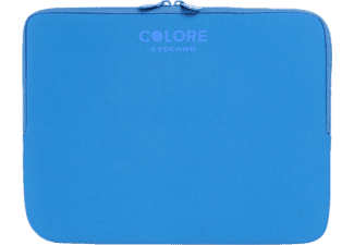 "TUCANO Housse ordinateur Colore Second Skin 15.6"" Bleu (BFC1516-B)"