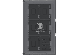 HORI Nintendo Switch Game Card Case - Svart