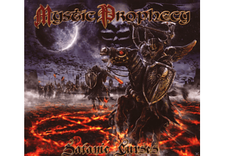 Mystic Prophecy - Satanic Curses - (CD)