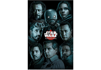 Rogue One: Star Wars Story Poster Charaktere