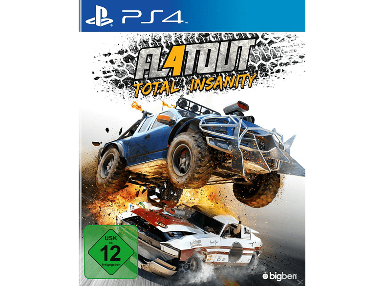 Flatout 4 Total Insanity [PlayStation 4]