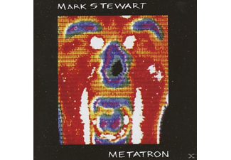Mark Stewart - Metatron - (CD)