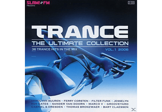 VARIOUS - Trance-Ultimate Collection Vol.1 - (CD)