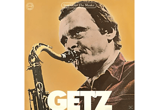 Stan Getz - The Master - (CD)