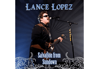 Lance Lopez - Salvation From Sundown - (CD)
