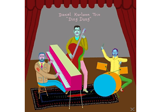 Daniel Trio Karlsson - Ding Dong - (CD)