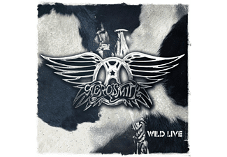Aerosmith - WILD LIVE | CD