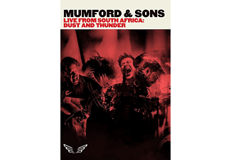 Mumford & Sons - Live in South Africa: Dust and Thunder (DVD)