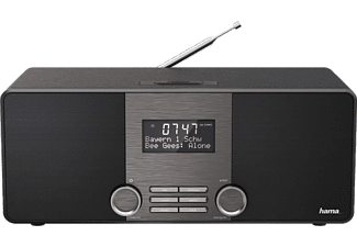 HAMA Digitale radio DR1510 DAB+ (54826)