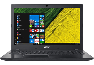 ACER Aspire E 15 (E5-575G-587V), Notebook mit 15.6 Zoll Display, Core™ i5 Prozessor, 8 GB RAM, 128 GB SSD, 1 TB HDD, GeForce 940MX, Schwarz