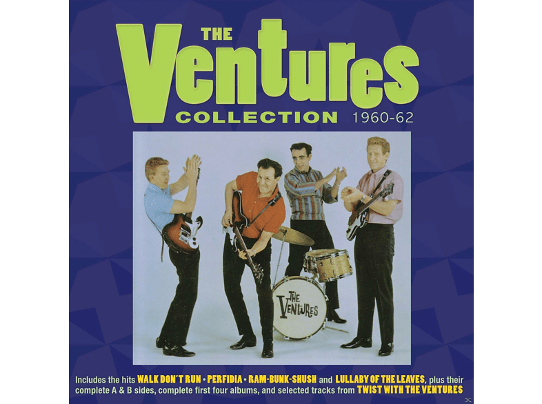 The Ventures - The Ventures Collection 1960-62 [CD]