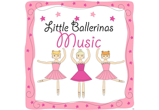 VARIOUS - Little Ballerinas Music - (CD)