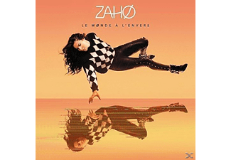 Zaho - Le Monde A L'Envers - (CD)